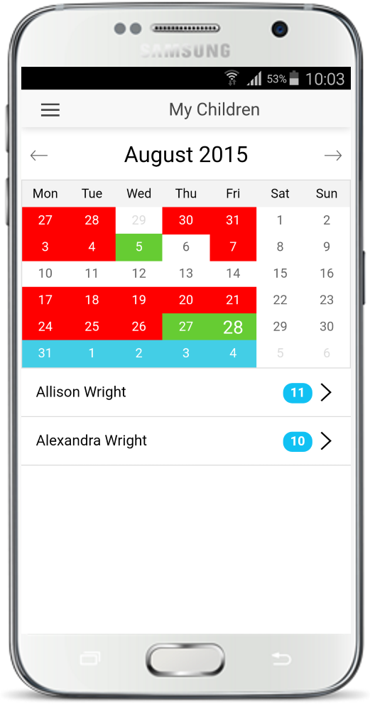 StarParent_Calendar